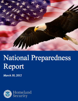 PPD 8, National Preparedness Report