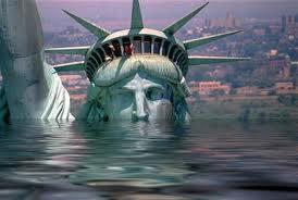 fake statue of liberty photo